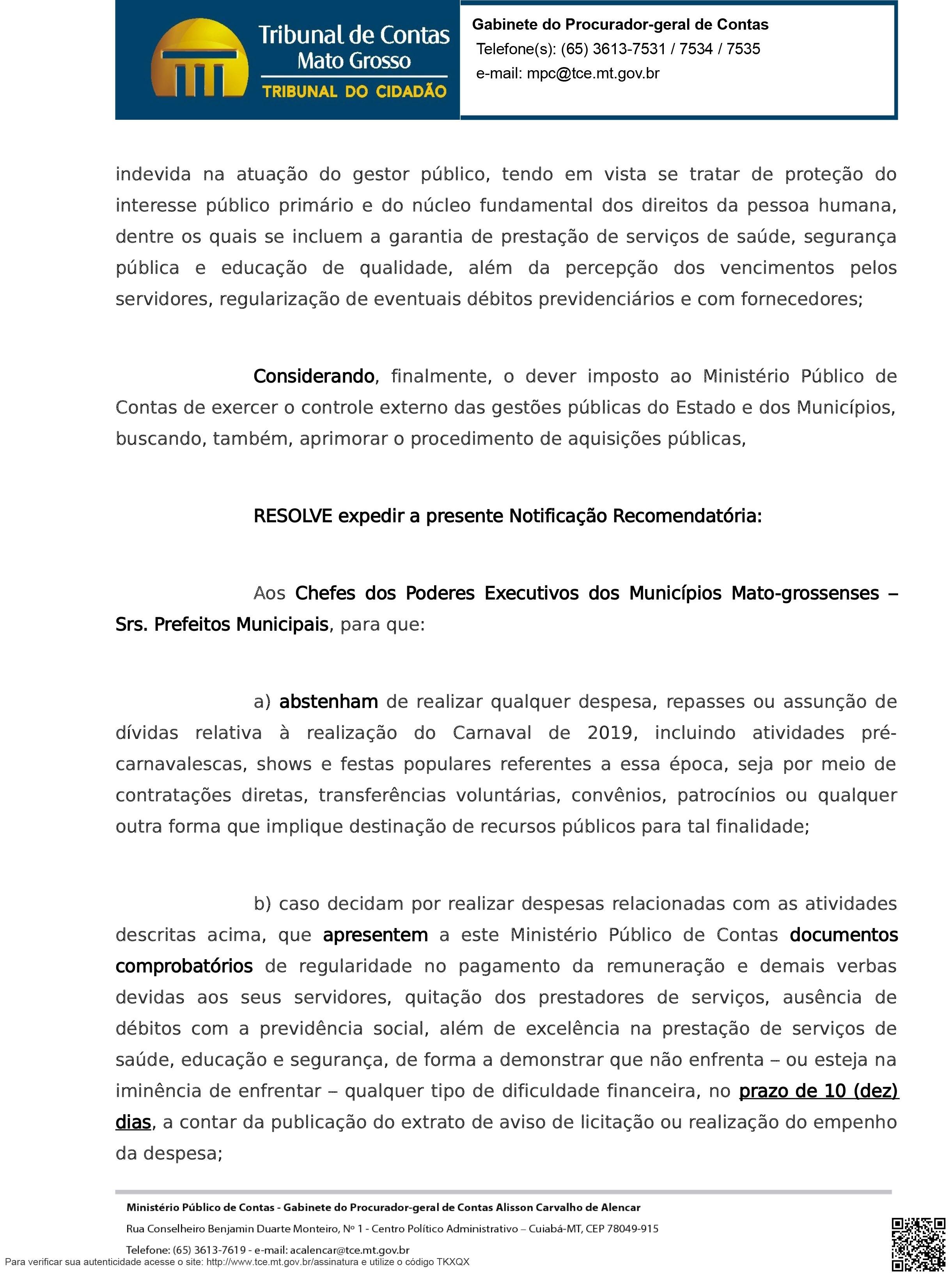 OFÍCIO CIRCULAR 01-2019 FESTIVIDADES DE CARNAVAL-6