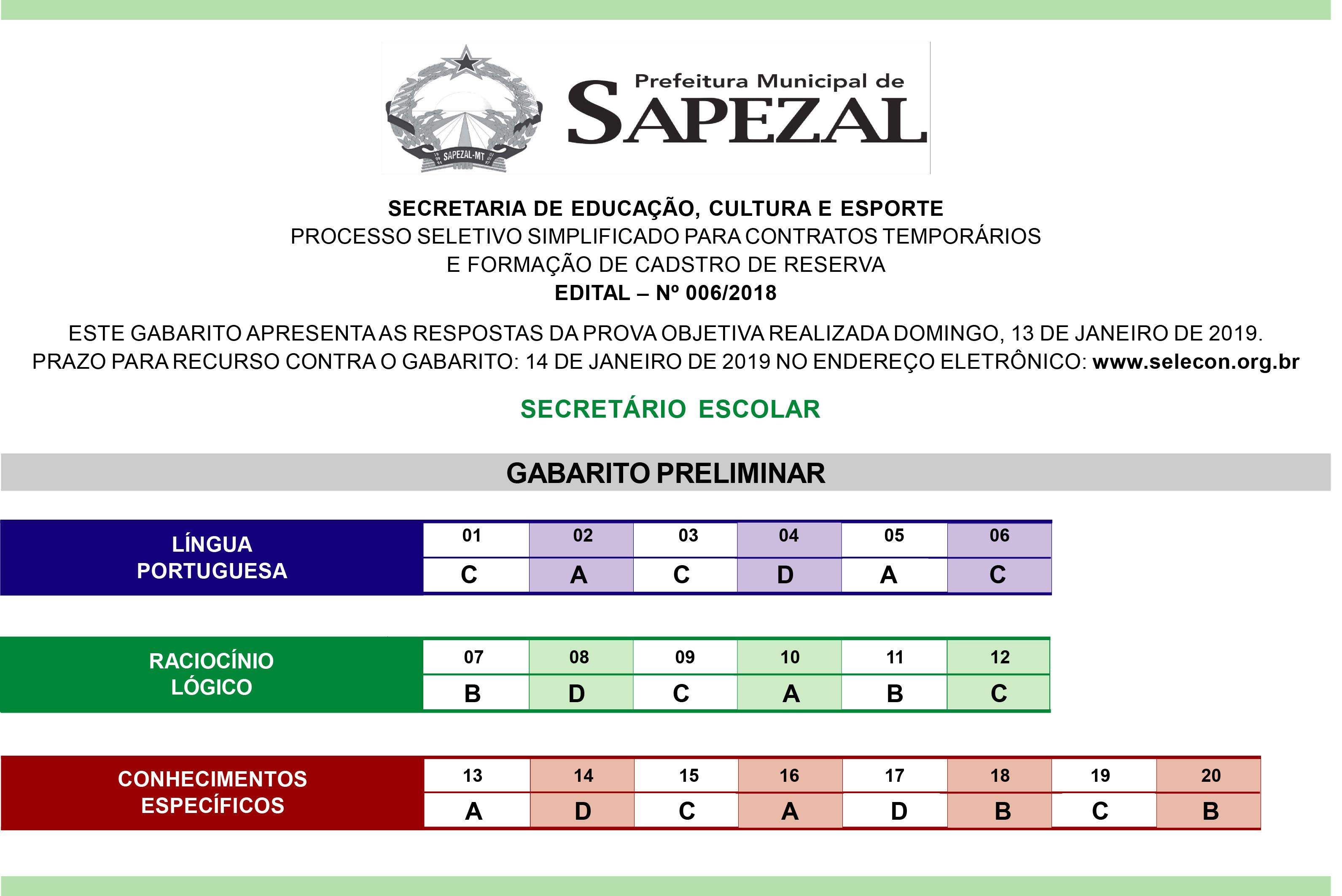 Gabarito_SEC_ESCOLAR_SAPEZAL